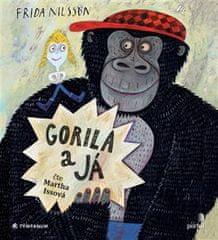 Frida Nilsson: Gorila a já