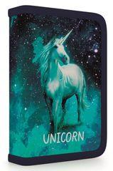 Karton P+P Školní penál 1 patrový Unicorn 1 plný