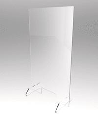 Plexi PMMA Sanitární stěna AP202004