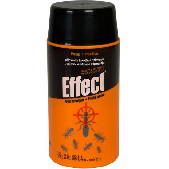 Effect Posip protiv mrava, 50 g