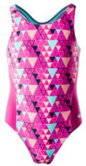 AquaWave dievčenské plavky BINITA JR 514,146, ružová