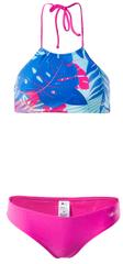 AquaWave dekliške kopalke NAMIBIS JR 515, 140, roza