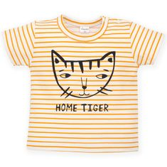 PINOKIO otroška majica Nice Day, 74, rumena