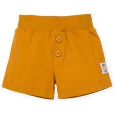 PINOKIO otroške kratke hlače Summer Nice Day 80, rumene