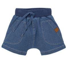 PINOKIO otroške kratke hlače Summer Nice Day, 74, modre