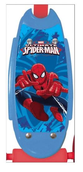 Mondo toys 18273 Trojkolesová kolobežka Spider-man