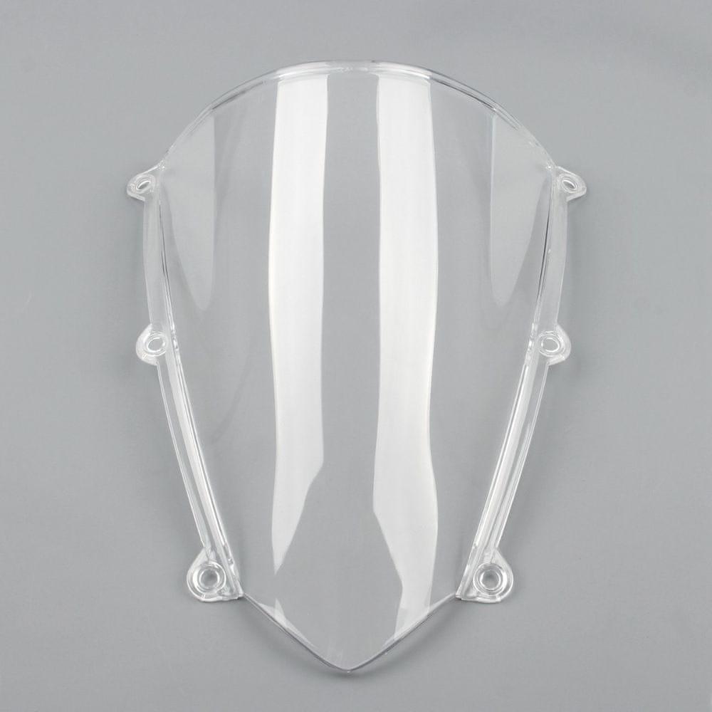 M-Style Plexi štít čirý Honda CBR 600RR 2007-2012