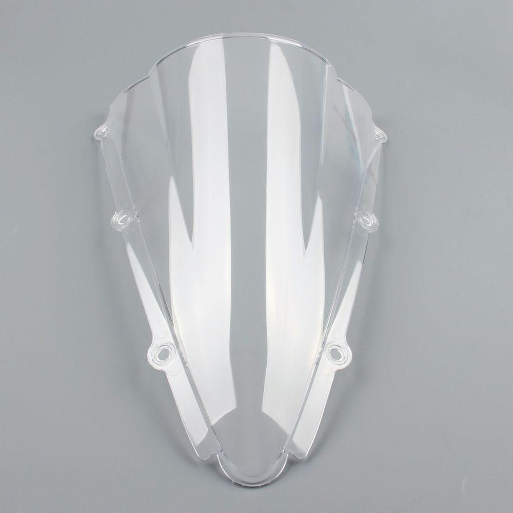 M-Style Plexi štít čirý Yamaha YZF R1 2000-2001