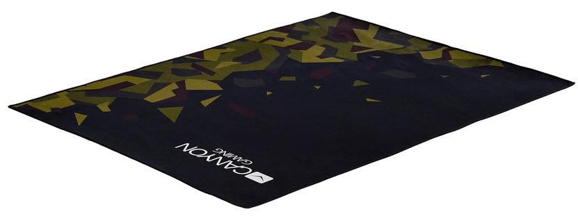 Canyon podložka pod herní křeslo, military (CND-SFM02)