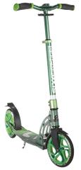 Authentic Składana hulajnoga Six Degrees 205 mm zielona
