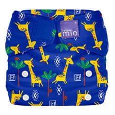 Bambinomio ALLinONE Miosolo hlačne plenice iz tkanine, Giraffe Jamboree