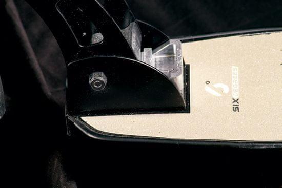 Authentic Składana hulajnoga Six Degrees, nadmuchiwane koła 205mm