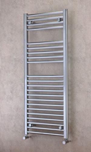 Očenášek Koupelnový radiátor BNIT 950/600 nerez, rovný, 355 W