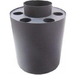 Morafis Teplovzdušný výměník 120, 330*320 odkouření (kouřovod) pro tuhá paliva