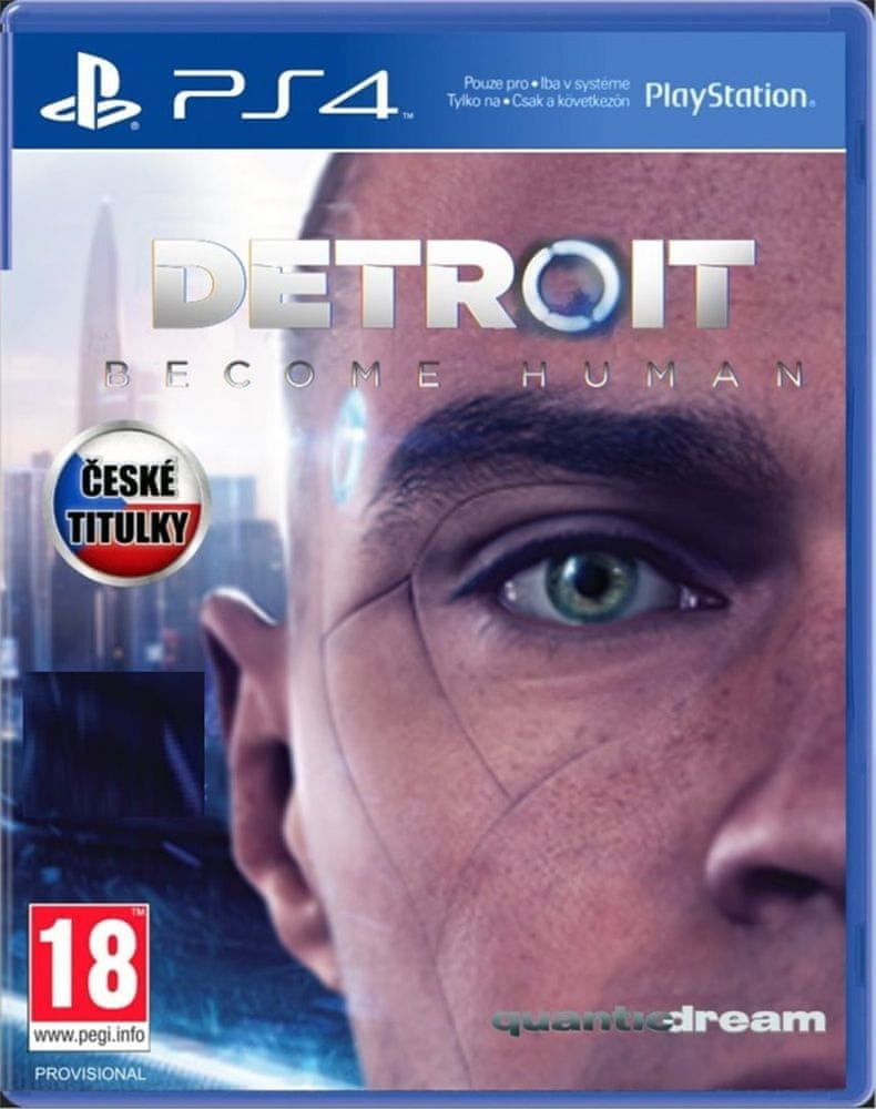 Sony Detroit: Become Human (PS4)