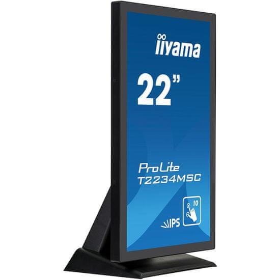 iiyama ProLite T2234MSC-B6X monitor