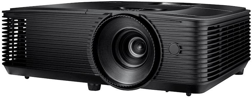 Kino domowe Optoma HD28e (E1P0A3PBE1Z5) rec.709 HDMI dokładność kolorów