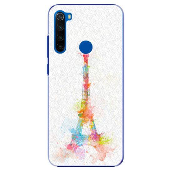 iSaprio Eiffel Tower műanyag tok Xiaomi Redmi Note 8T