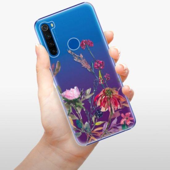 iSaprio Herbs 02 műanyag tok Xiaomi Redmi Note 8T