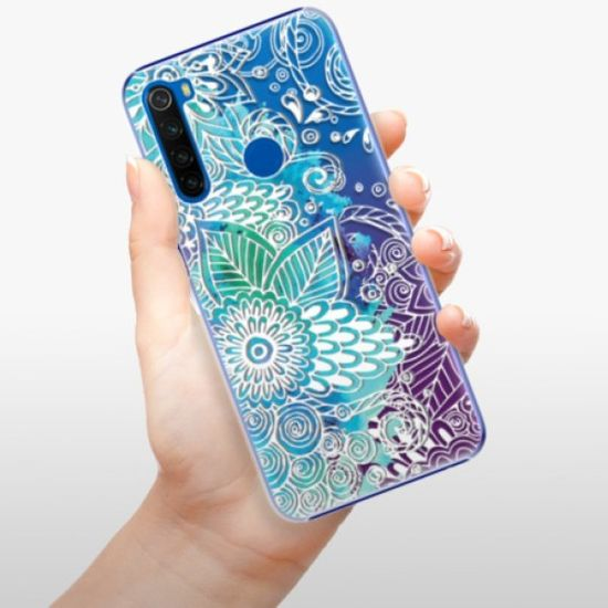 iSaprio Plastikowa obudowa - Lace 03 na Xiaomi Redmi Note 8T