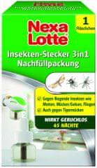 Nexa Lotte uložak za zaštitu od letećih insekata 3 u 1