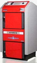 Atmos Zplyňovací kotel na dřevo ocelový ATMOS DC 40 GS, výkon 40 Kw