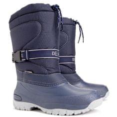 Demar Dámské sněhule Demar CROSS 1416 B modrá Velikost: 37/38