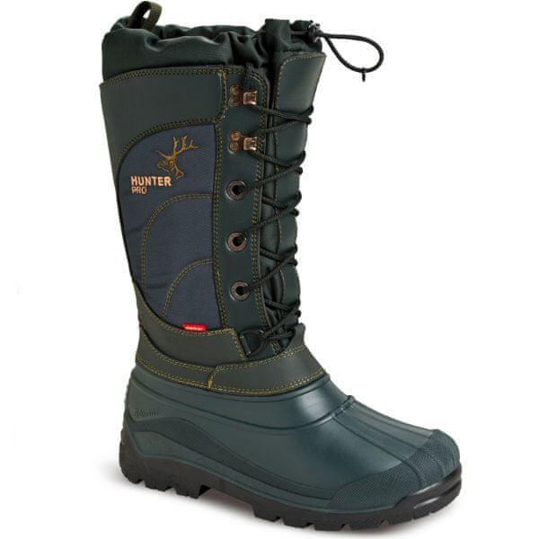 Demar Pánská zimní obuv Demar HUNTER PRO 3811 zelená Velikost: 47