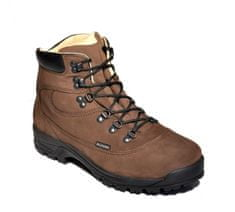 Bighorn Pánská treková obuv Bighorn ALASKA 0810 hnědá Velikost: 45