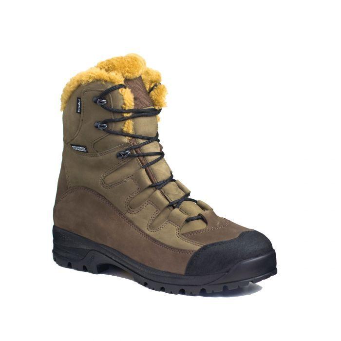 Bighorn Pánská zimní obuv Bighorn KANADA 3310 hnědá Velikost: 47