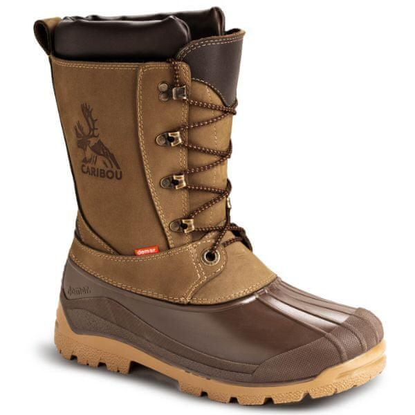 Demar Pánská zimní obuv Demar CARIBOU PRO 3816 oliva Velikost: 47