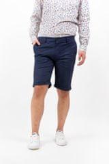 Trussardi Jeans pánské kraťasy 52P00049-1T003782 52 tmavě modrá