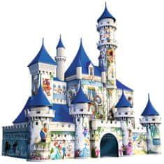 Ravensburger 3D puzzle Zámek Disney 216 dílků