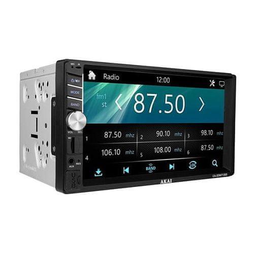 Akai CA-2DIN7135S Radio samochodowe, 9204492   CA-2DIN7135S Radio samochodowe