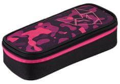 Karton P+P piórnik szkolny komfort OXY Sport Camo girl
