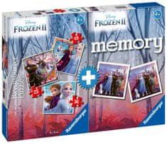 Ravensburger Disney Ledeno kraljestvo 2 + igra spomin