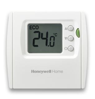 Honeywell Digitální prostorový termostat drátový, DT2 (THR840DEU)
