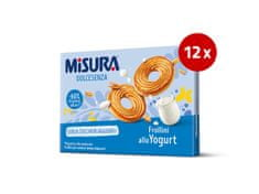 Misura piškoti brez dodanega sladkorja, 12 x 400 g