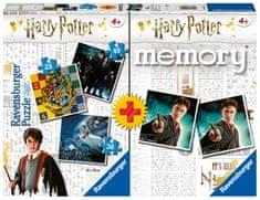 Ravensburger sestavljanka 050543 Harry Potter + igra spomin