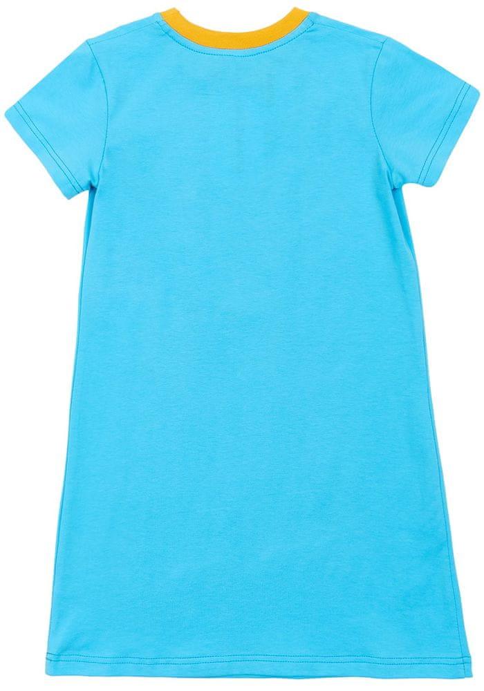 Garnamama noční košilka 110 modrá