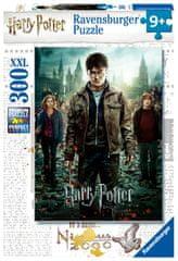 Ravensburger sestavljanka 128716 Harry Potter skupaj v boju, 300 XXL kosov