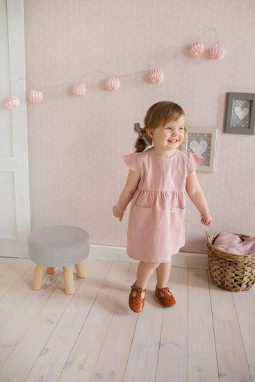 PINOKIO šaty Tiny Flowers