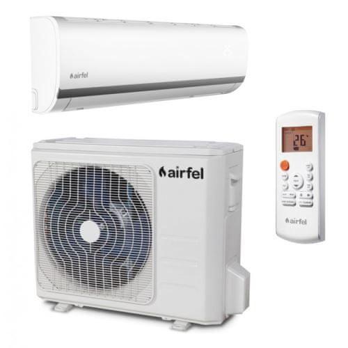 Airfel Sestava invertorová klimatizace A++, XN35UV1B, 12.000 BTU - pro 40-45 m2