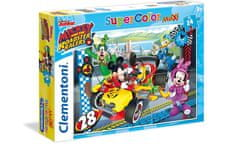 Clementoni Maxi Mickey And The Roadster Racers sestavljanka, 24 kosov (24481)
