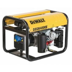 DeWalt DXGN4000E bencinski generator, 230 V