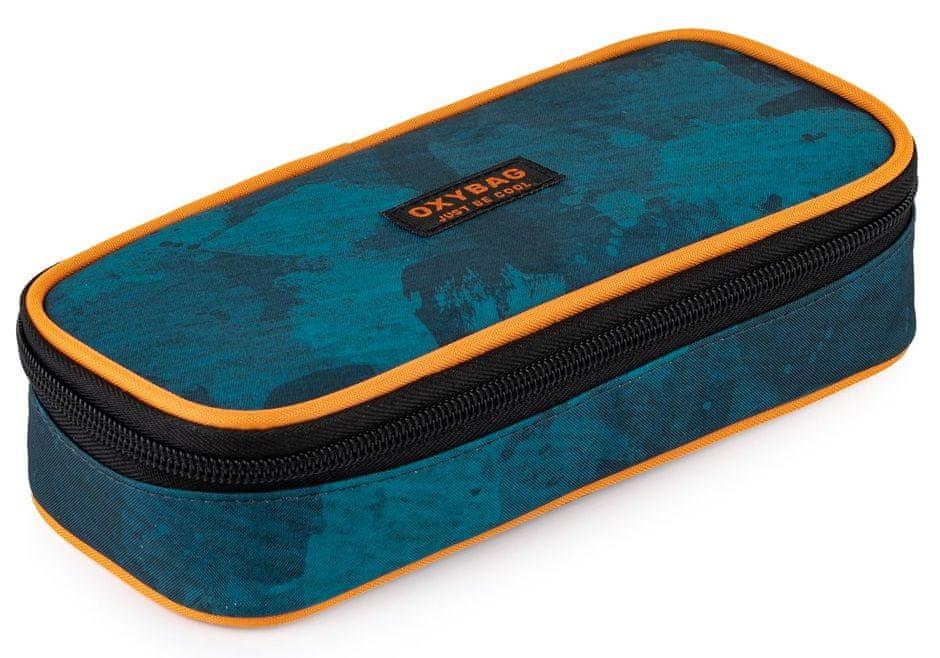 Karton P+P Pouzdro etue komfort OXY STYLE Blue