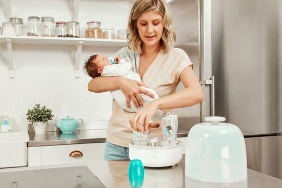 Canpol babies električni parni sterilizator