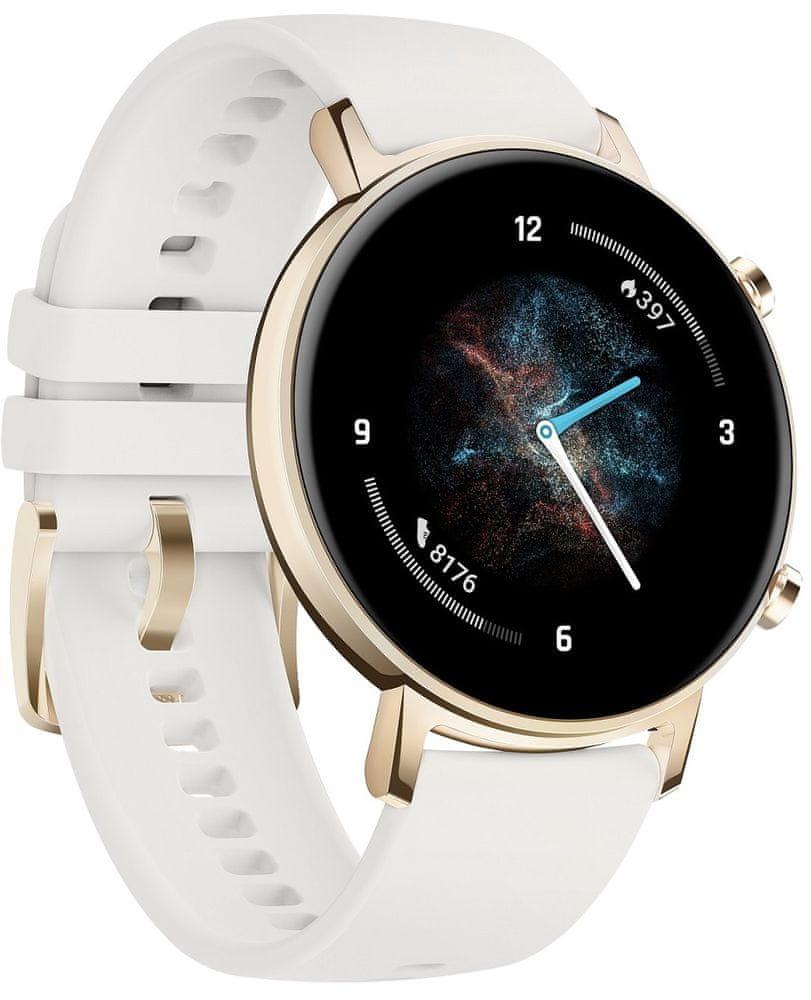 Huawei Watch GT 2, Frosty White, 42 mm