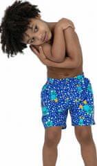 Speedo chlapecké plavecké šortky 11 ALOV WSHT IM 86 - 92, modrá