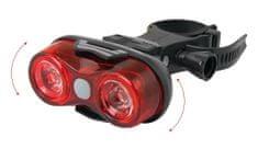 Force Blikačka zadní OPTIC 8LM 2x LED na baterie